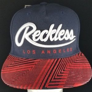 Young & Reckless L.A. Adjustable Snapback Cap